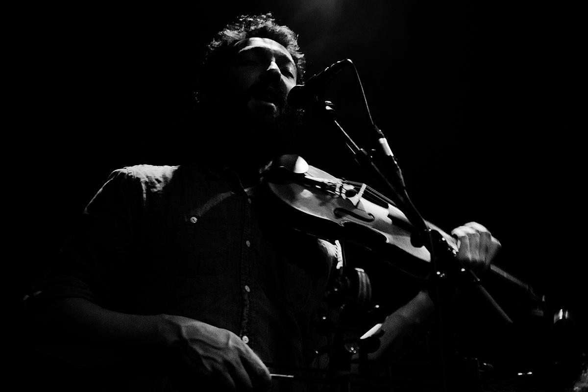 La Baracande by Laurent Orseau - Concert - Les Ateliers Claus - Brussels, Belgium #12
