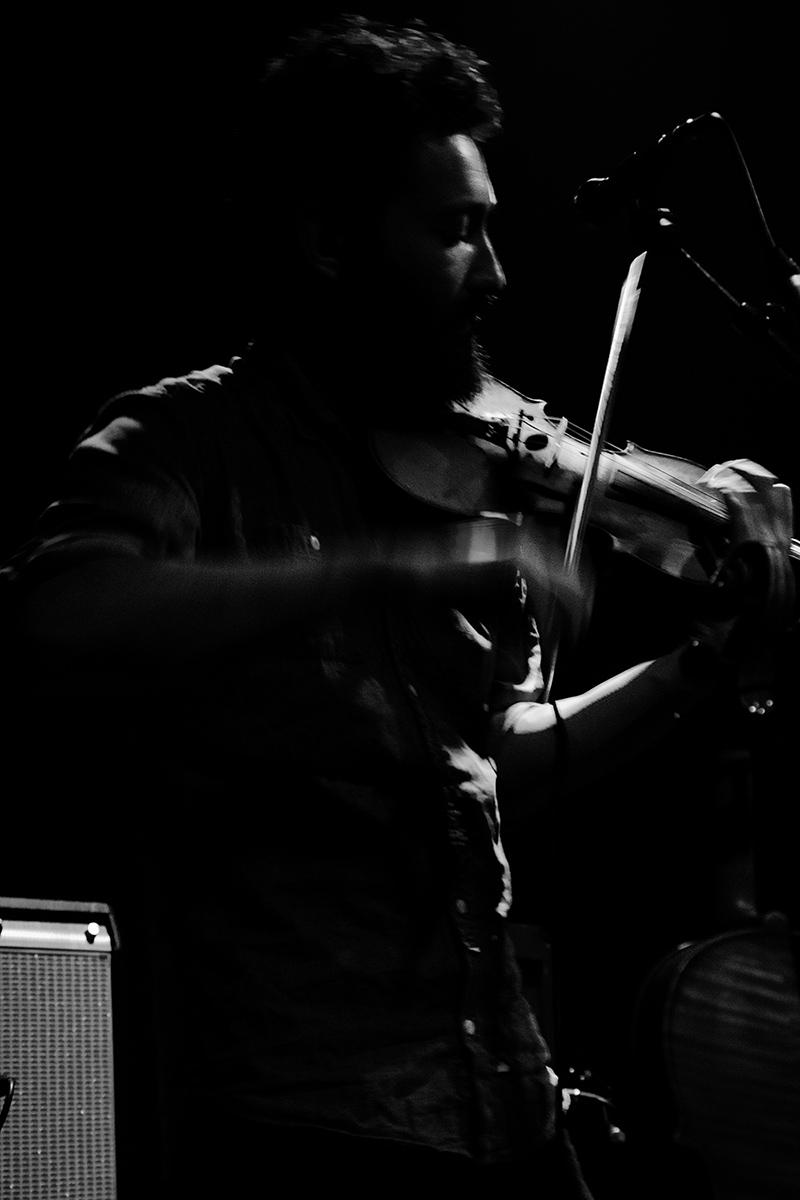 La Baracande by Laurent Orseau - Concert - Les Ateliers Claus - Brussels, Belgium #13