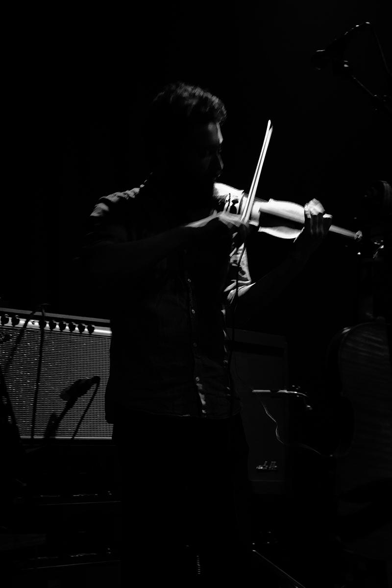 La Baracande by Laurent Orseau - Concert - Les Ateliers Claus - Brussels, Belgium #15