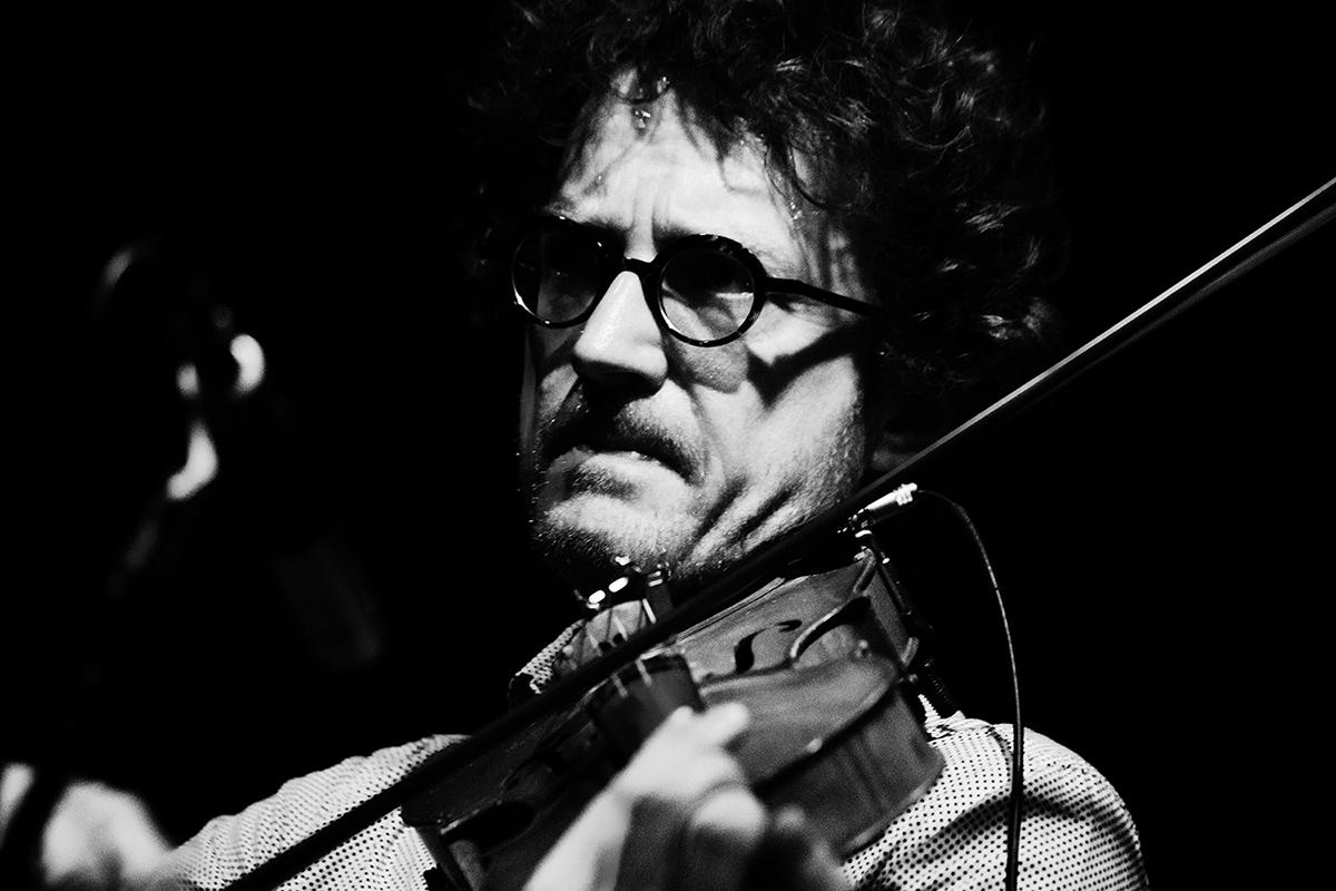 La Baracande by Laurent Orseau - Concert - Les Ateliers Claus - Brussels, Belgium #16