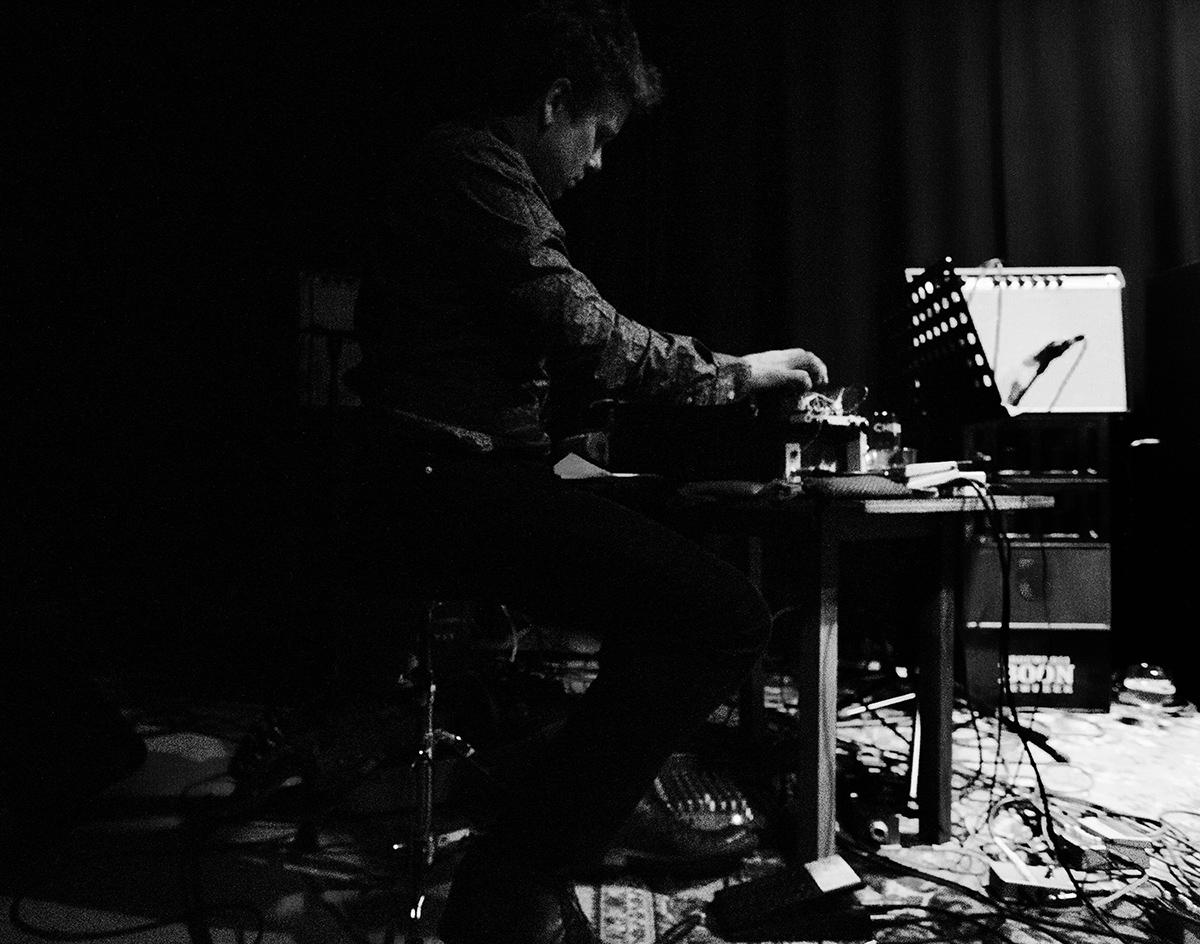 La Baracande by Laurent Orseau - Concert - Les Ateliers Claus - Brussels, Belgium #19
