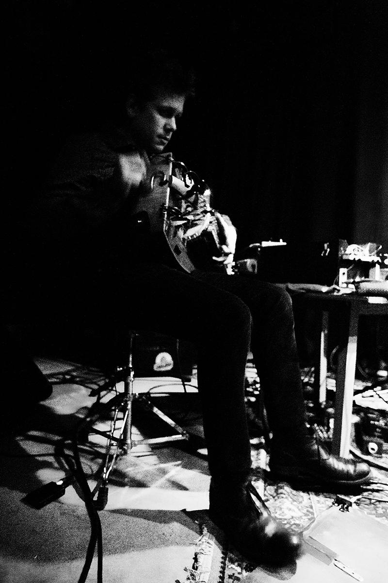 La Baracande by Laurent Orseau - Concert - Les Ateliers Claus - Brussels, Belgium #20