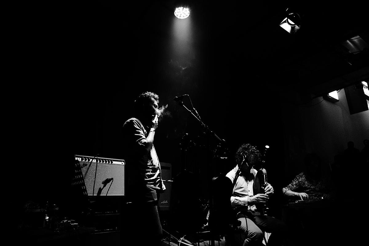 La Baracande by Laurent Orseau - Concert - Les Ateliers Claus - Brussels, Belgium #4