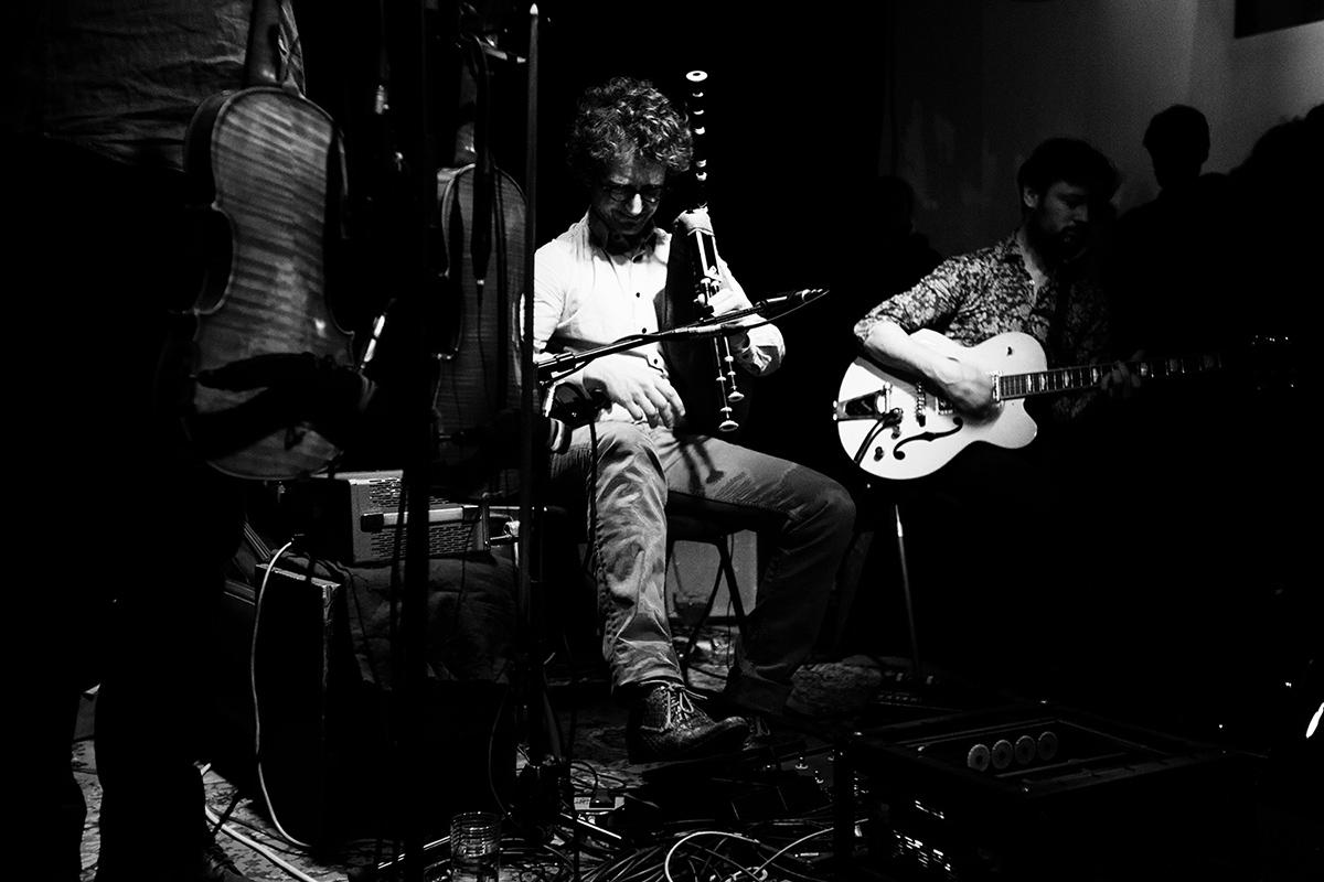 La Baracande by Laurent Orseau - Concert - Les Ateliers Claus - Brussels, Belgium #8