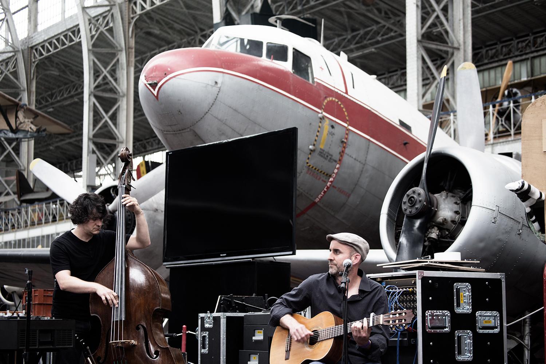 La Compagnie des Gros Ours - Fête de la Musique - Parc du Cinquantenaire - Brussels, Belgium