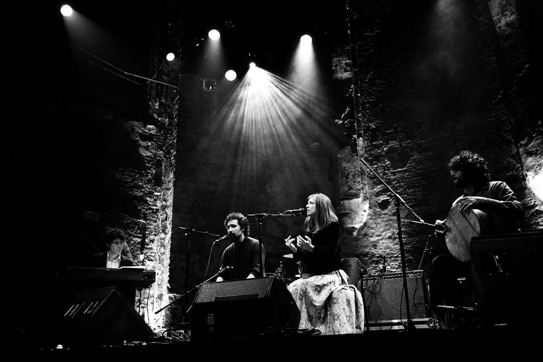 La maison d'amour - Concert - Les Brigittines with Les Ateliers Claus - Brussels, Belgium