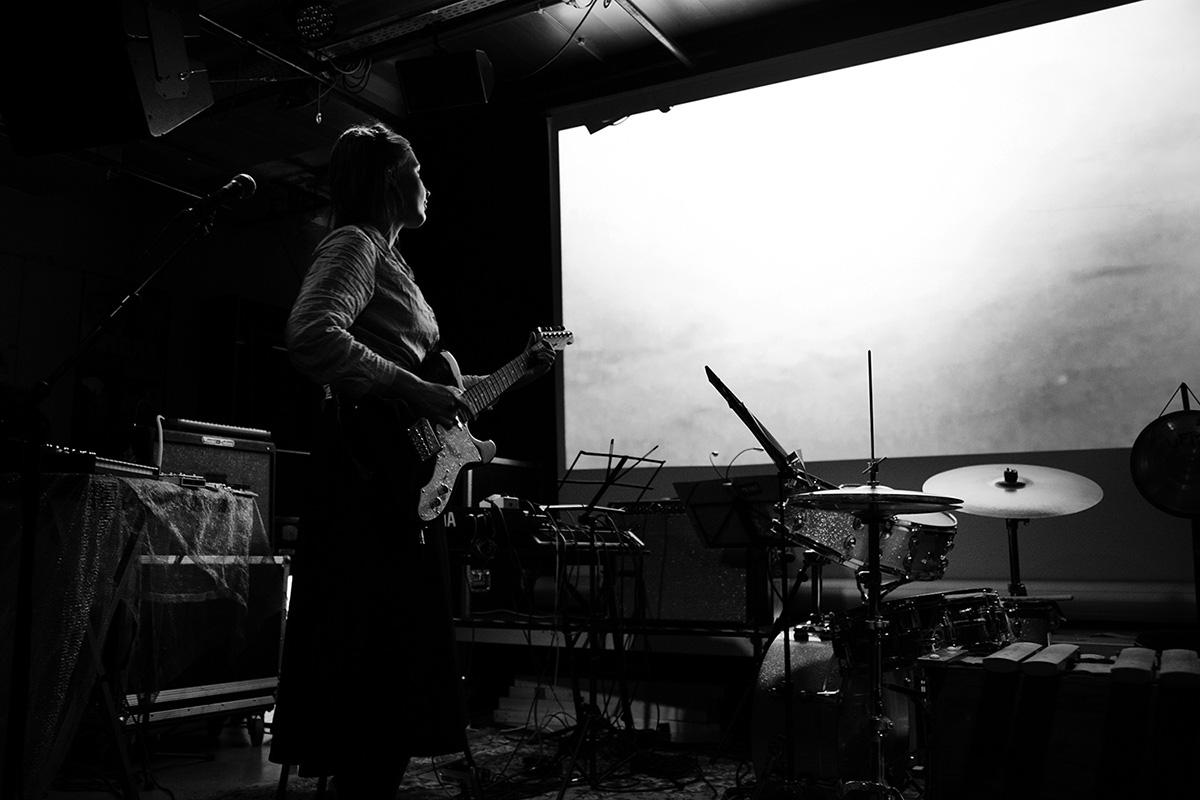 Lau Nau - Concert - Les Ateliers Claus - Brussels, Belgium