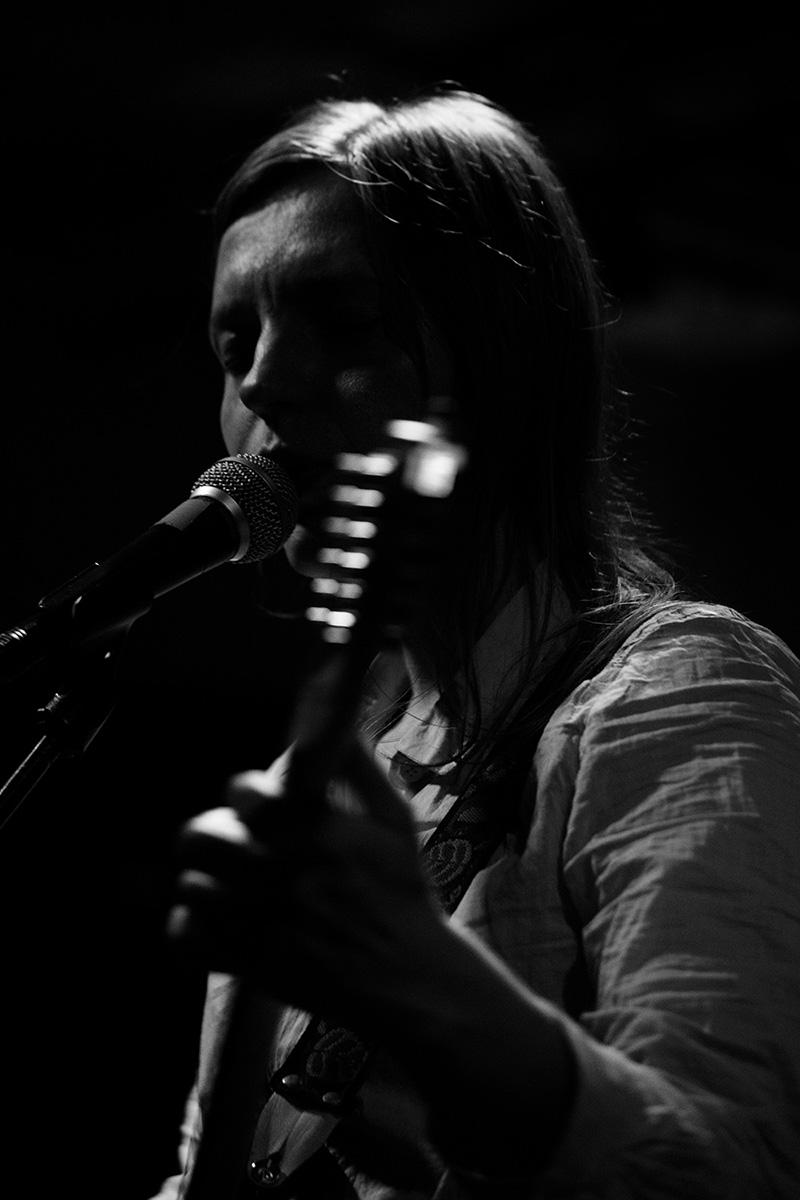 Lau Nau by Laurent Orseau - Concert - Les Ateliers Claus - Brussels, Belgium #11