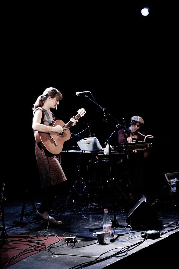 Laura Gibson by Laurent Orseau - Brotfabrik - Frankfurt am Main, Germany #10