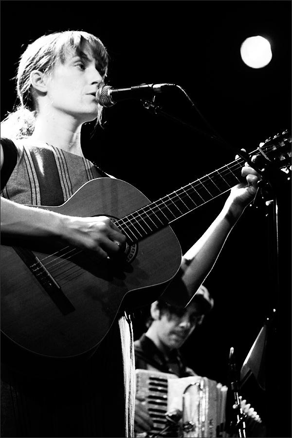Laura Gibson by Laurent Orseau - Brotfabrik - Frankfurt am Main, Germany #12
