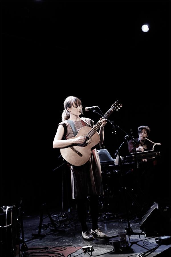 Laura Gibson by Laurent Orseau - Brotfabrik - Frankfurt am Main, Germany #9