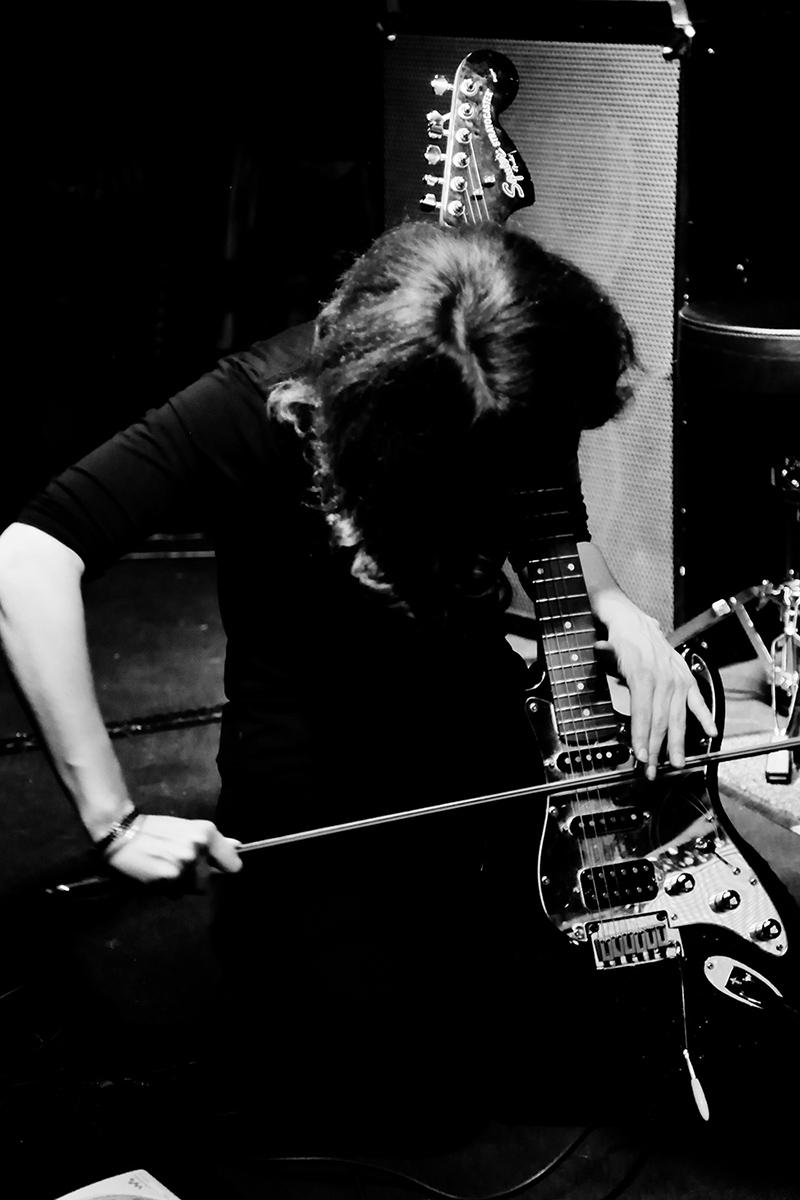 Leda by Laurent Orseau - Concert - Les Ateliers Claus - Brussels, Belgium #3