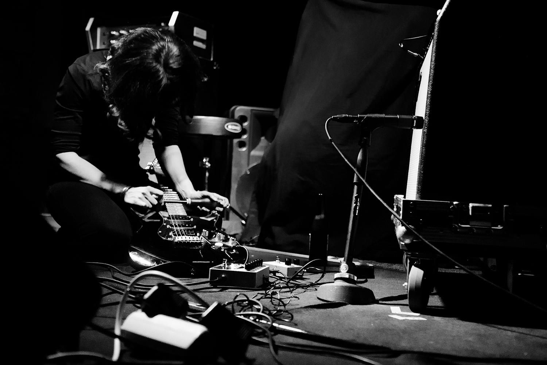Leda - Concert - Les Ateliers Claus - Brussels, Belgium