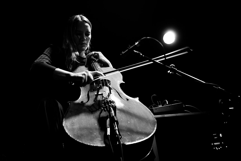 Leila Bordreuil - Concert - Les Ateliers Claus - Brussels, Belgium