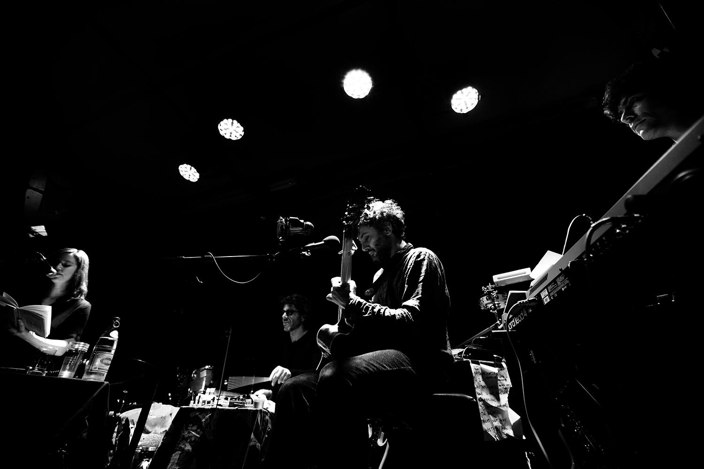 Léonore Boulanger - Concert - Les Ateliers Claus - Brussels, Belgium