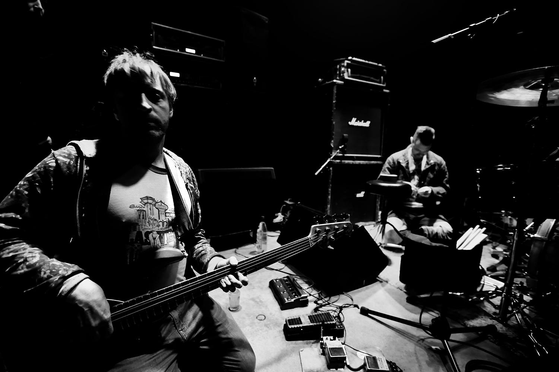 Lightning Bolt by Laurent Orseau - Concert - Les Ateliers Claus - Brussels, Belgium #11