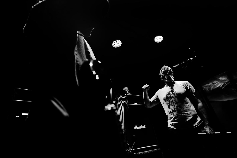 Lightning Bolt by Laurent Orseau - Concert - Les Ateliers Claus - Brussels, Belgium #14