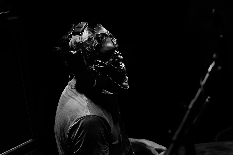 Lightning Bolt by Laurent Orseau - Concert - Les Ateliers Claus - Brussels, Belgium #15