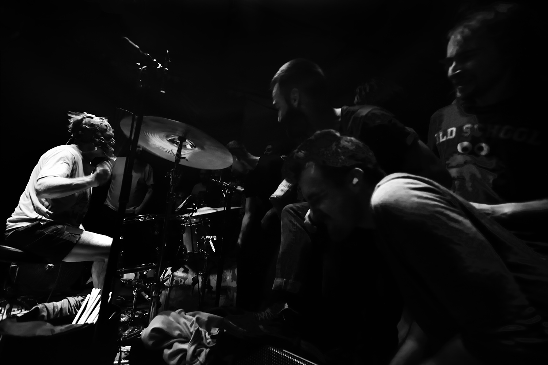 Lightning Bolt by Laurent Orseau - Concert - Les Ateliers Claus - Brussels, Belgium #18