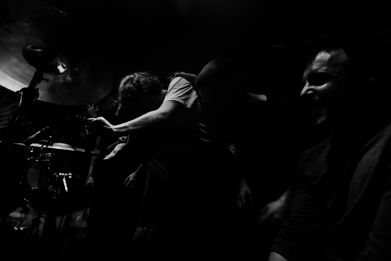 Lightning Bolt by Laurent Orseau - Concert - Les Ateliers Claus - Brussels, Belgium #21