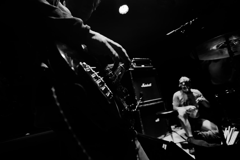 Lightning Bolt by Laurent Orseau - Concert - Les Ateliers Claus - Brussels, Belgium #5