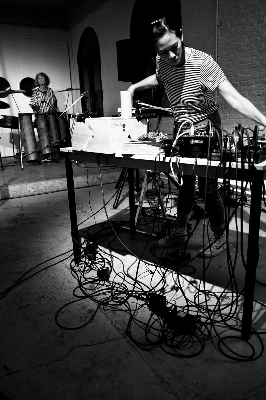 Limpe Fuchs & Pak Yan Lau by Laurent Orseau - Q-O2 with Les Ateliers Claus - Brussels, Belgium #1