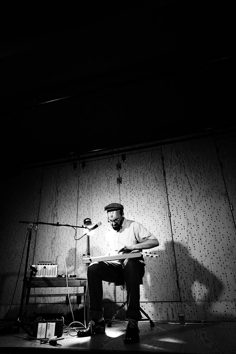 Linus Vandewolken by Laurent Orseau - Les Ateliers Claus - Brussels, Belgium #3