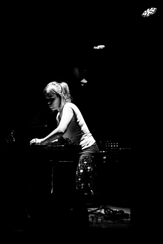 Lynn Cassiers by Laurent Orseau - Les Ateliers Claus - Brussels, Belgium #4