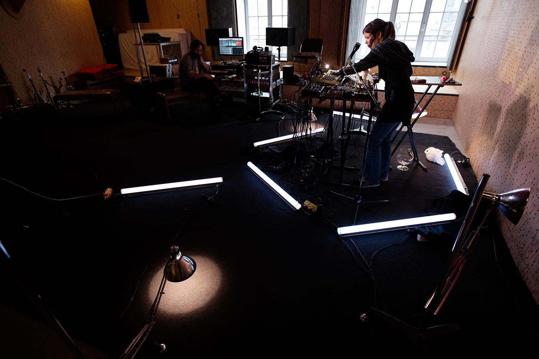 Lynn Cassiers by Laurent Orseau - Residence - Les Ateliers Claus - Brussels, Belgium #5