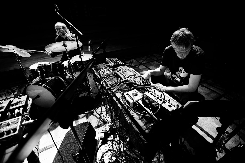 Lynn Cassiers - YUN by Laurent Orseau - Soundcheck - Flagey - Brussels, Belgium #11