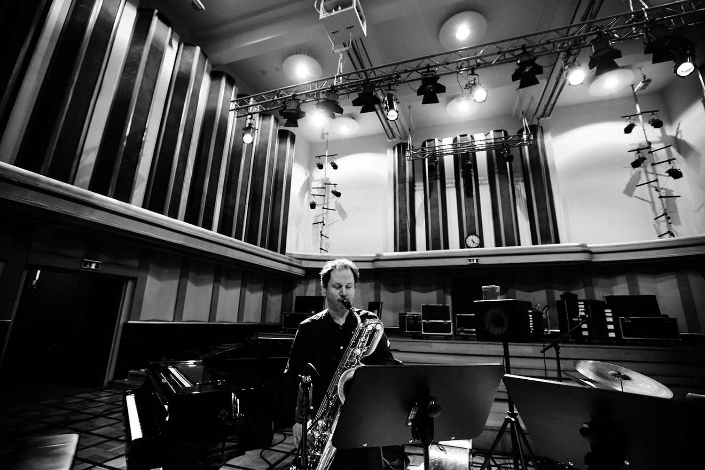 Lynn Cassiers - YUN by Laurent Orseau - Soundcheck - Flagey - Brussels, Belgium #15