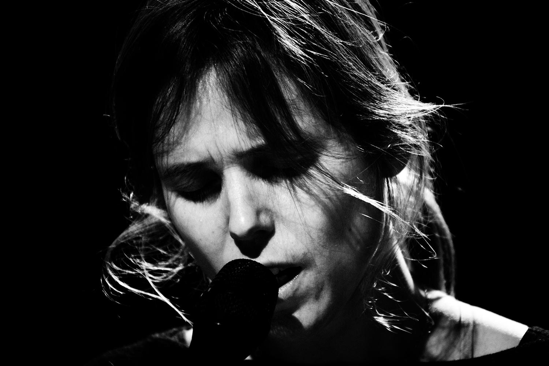 Lynn Cassiers - YUN by Laurent Orseau - Soundcheck - Flagey - Brussels, Belgium #20