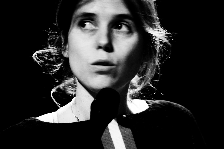 Lynn Cassiers - YUN by Laurent Orseau - Soundcheck - Flagey - Brussels, Belgium #21