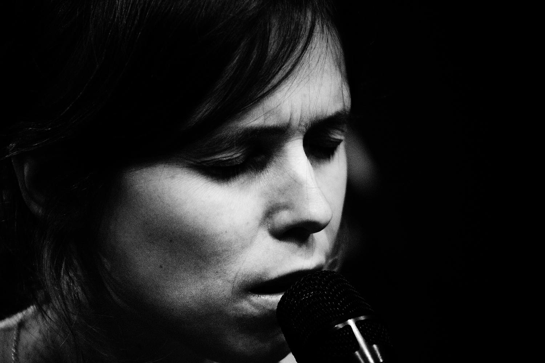 Lynn Cassiers - YUN by Laurent Orseau - Soundcheck - Flagey - Brussels, Belgium #22