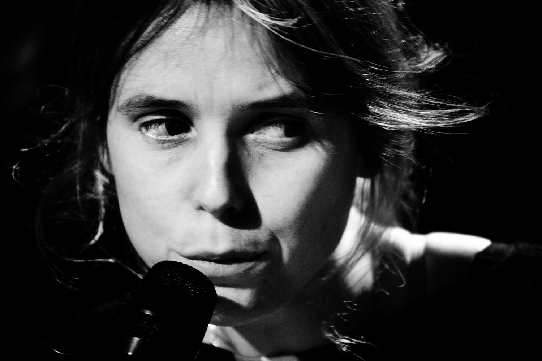 Lynn Cassiers - YUN by Laurent Orseau - Soundcheck - Flagey - Brussels, Belgium #23