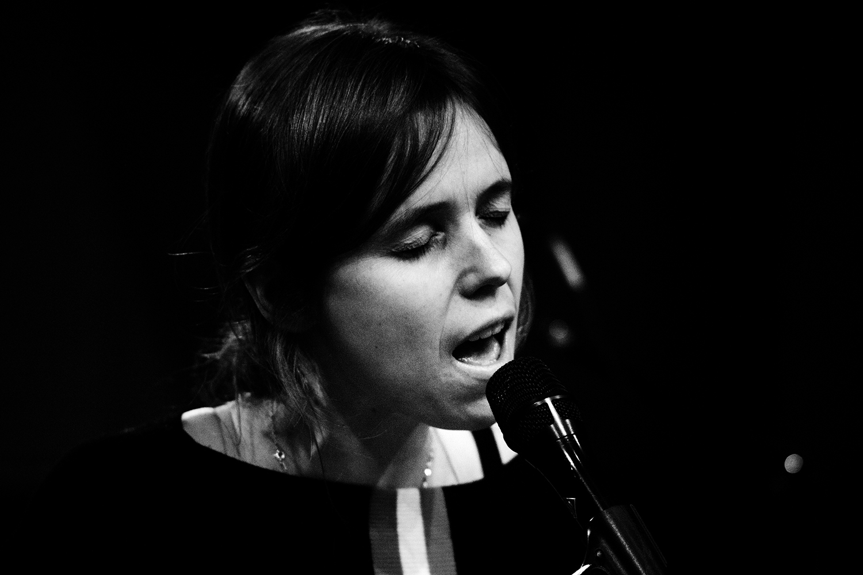 Lynn Cassiers - YUN by Laurent Orseau - Soundcheck - Flagey - Brussels, Belgium #30