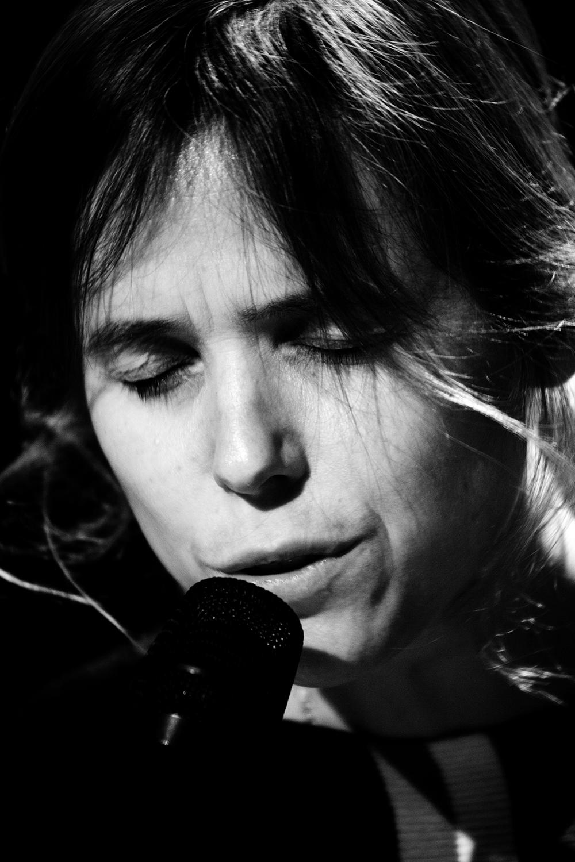 Lynn Cassiers - YUN by Laurent Orseau - Soundcheck - Flagey - Brussels, Belgium #31