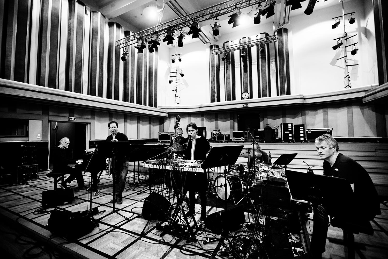 Lynn Cassiers - YUN by Laurent Orseau - Soundcheck - Flagey - Brussels, Belgium #7