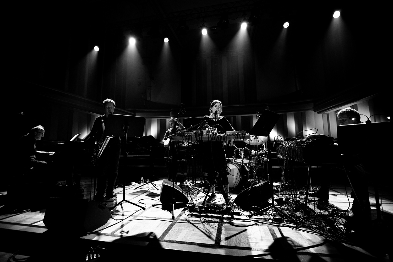 Lynn Cassiers - Yun by Laurent Orseau - Flagey - Brussels, Belgium #1