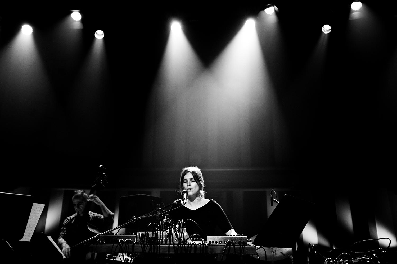 Lynn Cassiers - YUN by Laurent Orseau - Flagey - Brussels, Belgium #5