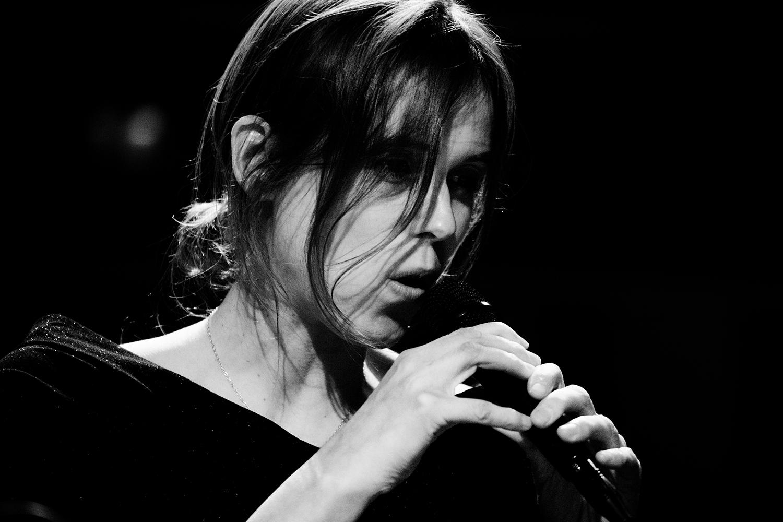 Lynn Cassiers - YUN by Laurent Orseau - Flagey - Brussels, Belgium #6