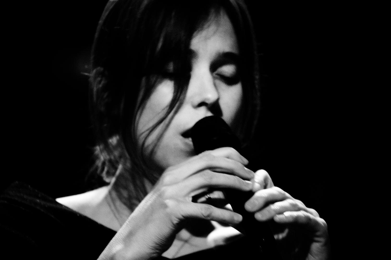 Lynn Cassiers - YUN by Laurent Orseau - Flagey - Brussels, Belgium #7