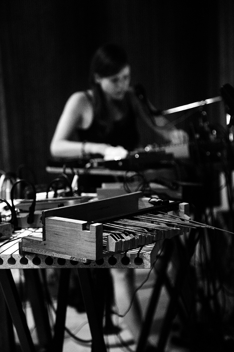 Lynn Cassiers by Laurent Orseau - Fly Music Studio - Brussels, Belgium #11