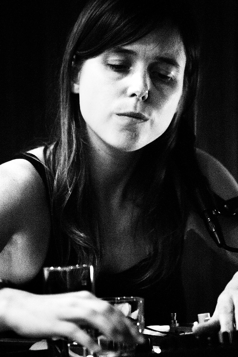 Lynn Cassiers by Laurent Orseau - Fly Music Studio - Brussels, Belgium #6