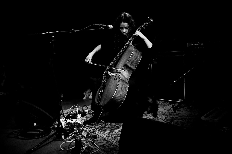 Mabe Fratti - Concert - Les Ateliers Claus - Brussels, Belgium