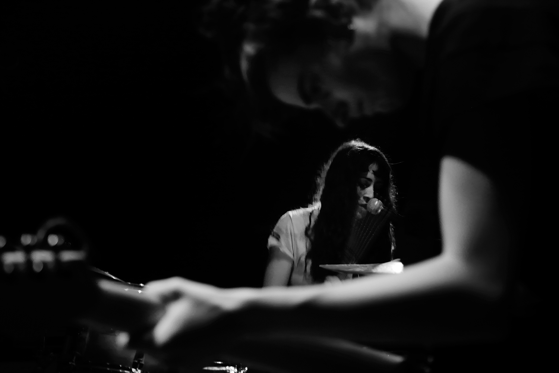 Mamiedaragon by Laurent Orseau - Concert - Les Ateliers Claus - Brussels, Belgium #12