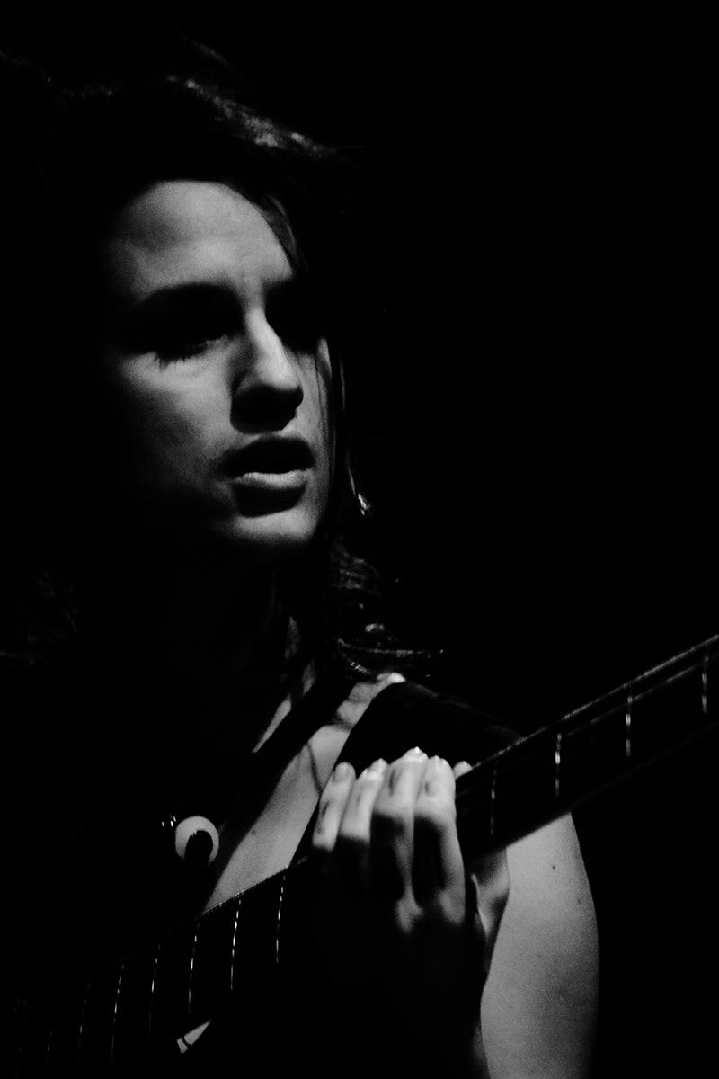Mamiedaragon by Laurent Orseau - Concert - Les Ateliers Claus - Brussels, Belgium #17
