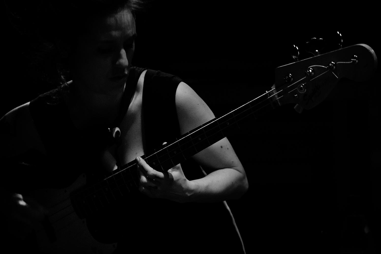 Mamiedaragon by Laurent Orseau - Concert - Les Ateliers Claus - Brussels, Belgium #21