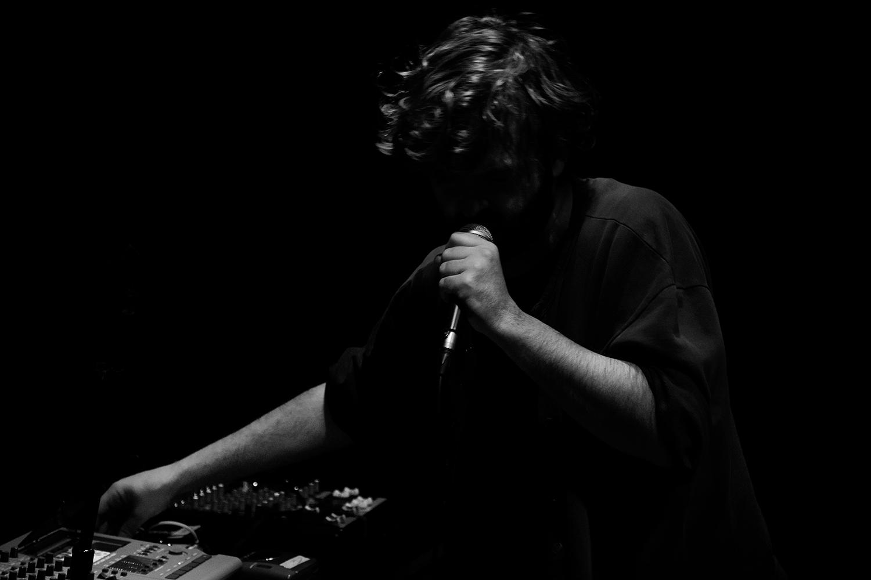 Mamiedaragon by Laurent Orseau - Concert - Les Ateliers Claus - Brussels, Belgium #22