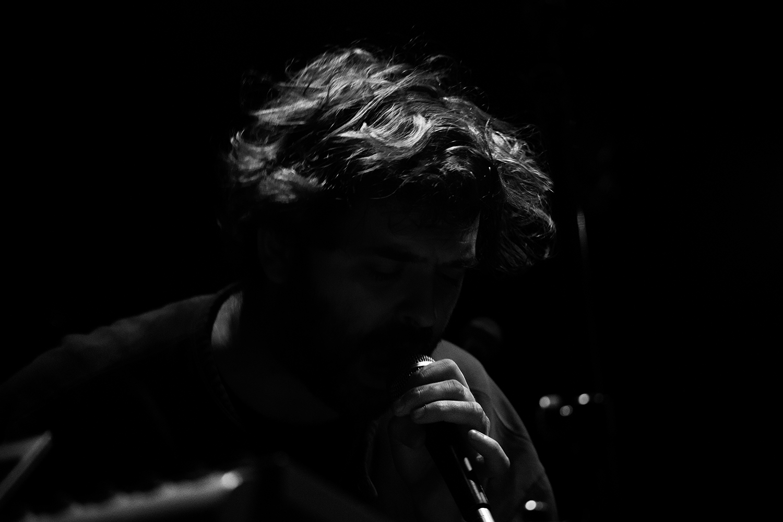 Mamiedaragon by Laurent Orseau - Concert - Les Ateliers Claus - Brussels, Belgium #23